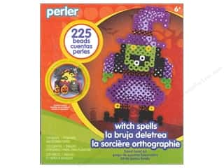 Weekly Specials Halloween Stickers: Perler Fused Bead Kit Trial Witch Spells