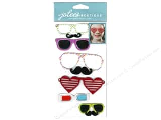 Jolee's Boutique Embellishments Dress Up Glasses