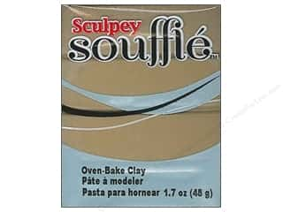 Sculpey Souffle Clay 1.7 oz. Latte