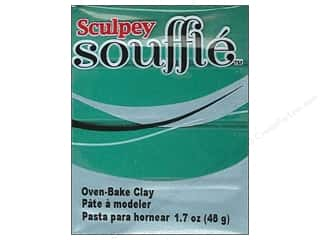 Sculpey Souffle Clay 1.7 oz. Jade