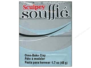 Sculpey Souffle Clay 1.7 oz. Concrete