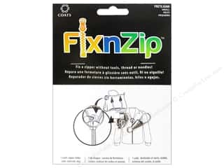 Coats Fix N Zip Replacement Zipper Slider Small