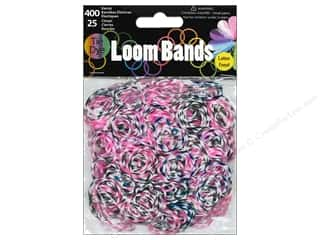 Best of 2013 Midwest Design Loom Bands: Midwest Design Loom Bands 425 pc. Plum Tie-Dye