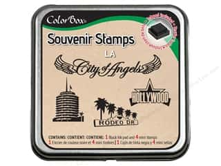 stamps: ColorBox Stamp Souvenir LA