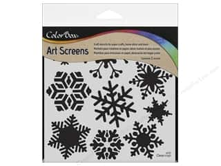 ColorBox: ColorBox Art Screens Stencil Blizzard
