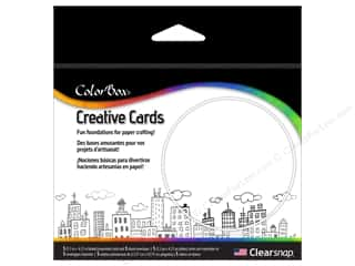 "Cards & Envelopes  4.25"" x 5.5"": ColorBox Creative Cards and Envelopes Cityscape"