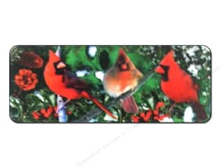 Holiday Gift Ideas Sale Sewing: FotoFiles Nail File with Mirror Holiday Cardinals