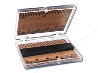 needle case: FotoFiles Needle Case Ruler