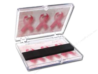 needle case: FotoFiles Needle Case Breast Cancer Ribbon