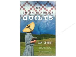 American Quilter's Society The Cheyenne River Mission Quilts Book by Jan Cerney