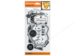 Weekly Specials Pen Sets: EK Jolee's Boutique Label Pack Black & White
