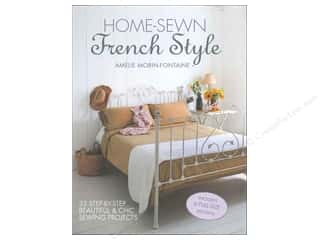 Cico Home-Sewn French Style Book by Amelie Morin-Fontaine