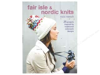 Cico Fair Isle & Nordic Knits Book by Nicki Trench