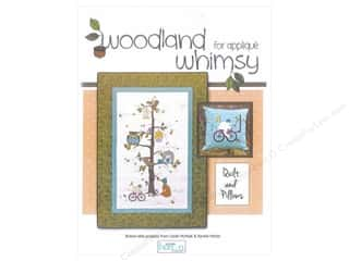 Just Another Button Co Woodland Whimsy Book