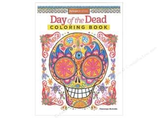 books & patterns: Design Originals Day Of The Dead Coloring Book