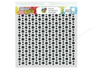 Clearance The Crafters Workshop Template: The Crafter's Workshop Template 12 x 12 in. Beaded Curtain
