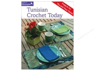 tunisian: That Patchwork Place Tunisian Crochet Today Book by Sheryl Thies