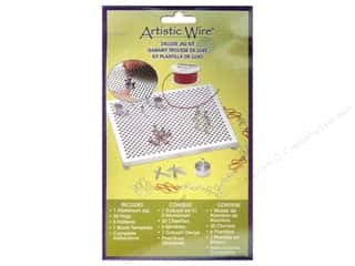 beading & jewelry making supplies: Beadalon Thing-A-Ma-Jig Deluxe Kit