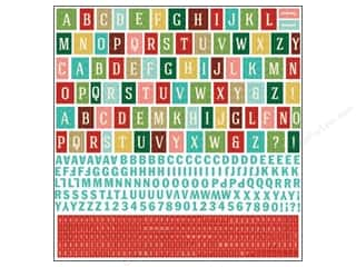 alphabet stickers: BasicGrey Alphabet Stickers Evergreen