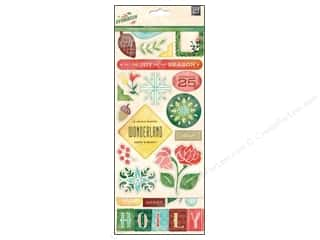 chipboard stickers: BasicGrey Chipboard Stickers Evergreen