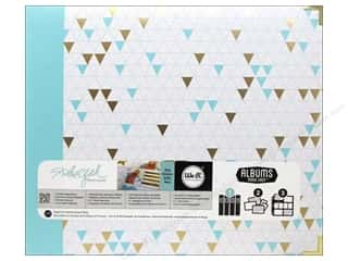 Memory Albums / Scrapbooks / Photo Albums: We R Memory Keepers 3-Ring Album 12 x 12 in. Triangle
