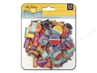 chipboard letters: BasicGrey Chipboard Alphabet Stickers Second City