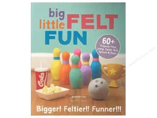 Lark Big Little Felt Fun Book