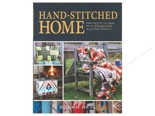Hand Stitched Home Book