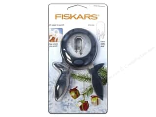 Fiskars Squeeze Punch Large Winter Pines