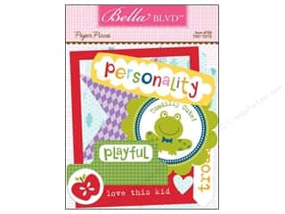 die cuts: Bella Blvd Die Cut Paper Pieces Tiny Tots