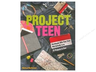 Stash By C&T Project Teen Book