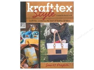 Books Clearance: Stash By C&T Kraft Tex Style Book