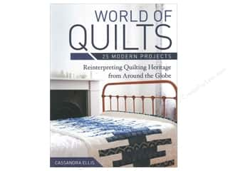 heritage timing: Stash By C&T World Of Quilts- 25 Modern Projects Book