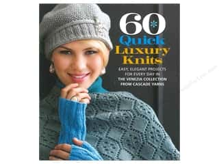 knitting books: Sixth & Spring 60 Quick Luxury Knits Book