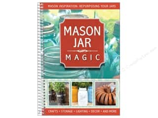books & patterns: Mason Jar Magic Book