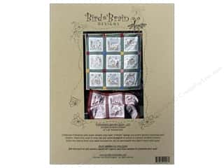Quilt Pattern: Bird Brain Designs Friendship Garden Quilt Pattern