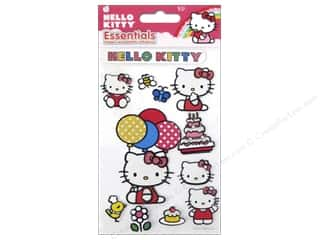 scrapbooking & paper crafts: SandyLion Sticker Hello Kitty Essentials