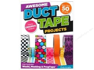 Clearance Books: Design Originals Awesome Duct Tape Projects Book