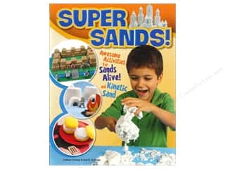 books & patterns: Super Sands! Book