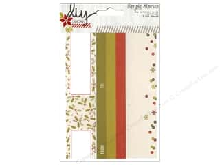 Simple Stories Collection DIY Christmas Envelope Wraps