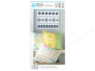 craft & hobbies: Martha Stewart Stencils by Plaid Tribal Large