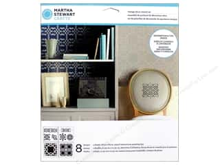 Martha Stewart Effect by Plaid: Martha Stewart Stencils by Plaid Vintage Decor Ornamental Trellis