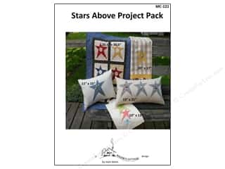 Better Homes : QuiltWoman.com Stars Above Project Pack Pattern