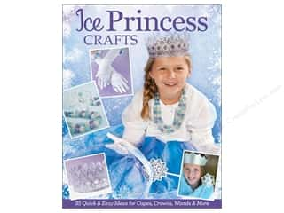 Winter Wonderland Pattern: Design Originals Ice Princess Crafts Book