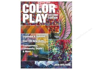 C&T Publishing Color Play Second Edition Book by Joen Wolfrom