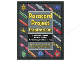 4th Level Indie Paracord Project Inspirations Book by J. D. Lenzen