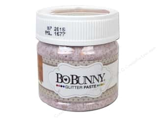 craft & hobbies: Bo Bunny Glitter Paste 1.69 oz. Copper