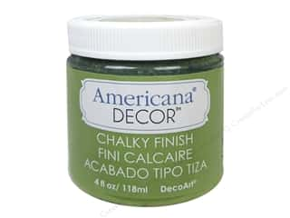 New: DecoArt Americana Decor Chalky Finish 4 oz. New Life