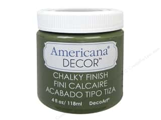 craft & hobbies: DecoArt Americana Decor Chalky Finish 4 oz. Enchanted
