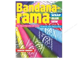 books & patterns: FunStitch Studio By C&T Bandana-rama Wrap Glue Sew Book